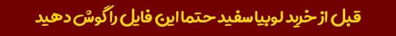 لیست قیمت لوبیا سفید ایرانی و خارجی